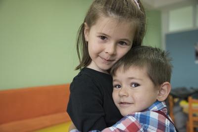 SOS Dečija sela Srbija donacija