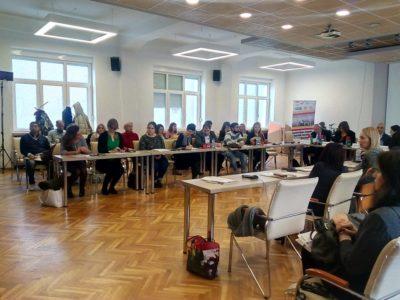 """Bili smo deo konferencije """"Osnaživanje mladih romskih porodica"""""""