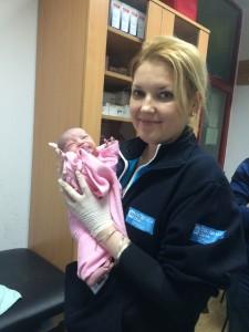 Ljupka i beba (2)
