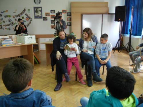 SOS Decije selo u Kraljevu dobilo više od 1500 knjiga