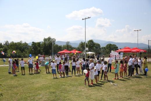 Igre bez granica u SOS Dečijem selu