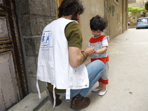 sos decija sela sirija