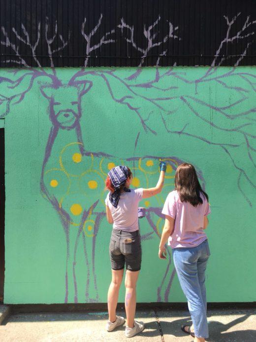 oslikavanje murala (1)
