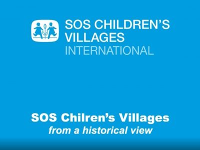 Historical movie about the organization SOS Children's Villages