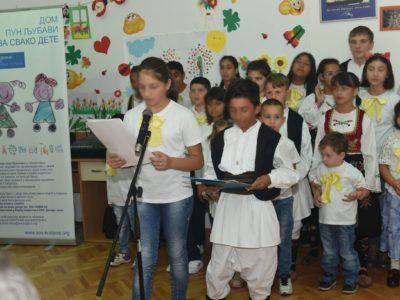 Fondacija SOS Dečija sela Srbija obeležila 14 godina SOS Dečijeg sela Kraljevo i 10 godina Zajednice mladih