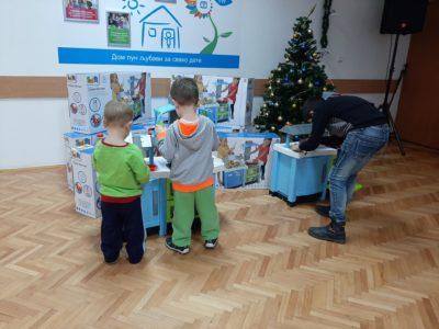 Od srca hvala Herbalife Nutrition Fondaciji na nesebičnoj podršci SOS Dečijem selu Kraljevo