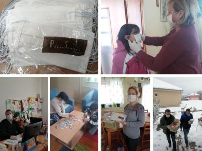 P…S…Fashion poklonio SOS Dečijim selima Srbija 1000 zaštitnih maski, hvala od srca!