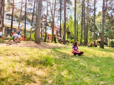 Deca iz SOS Dečijeg sela Kraljevo uživaju na planini Rudnik